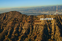 Hollywood Sign, Mount Lee & Santa Monica Mountains