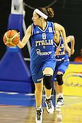 Taranto 08-06-2011<br /> Qualifying Tournament Eurobasket Women 2011<br /> Italia-Romania<br /> Nella foto Simona Ballardini<br /> Foto di Ciamillo-Castoria
