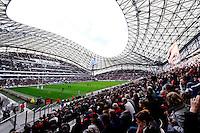 Stade Velodrome - 28.03.2015 - Toulon / Toulouse - 21eme journee de Top 14<br />Photo : Andre Delon / Icon Sport