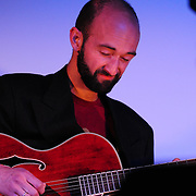 Bryan Bergeron Killough performs with members of the PMAC Jazz Faculty at The Music Hall Loft in Portsmouth, NH