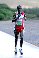 Melikhaya Sithuba during the 2010 Old Mutual 2 Oceans Ultra Marathon held in Cape Town, Western Cape, South Africa on the 3 April 2010.Photo by: Ron Gaunt/ SPORTZPICS