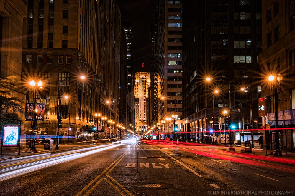 LaSalle Street, Downtown Chicago