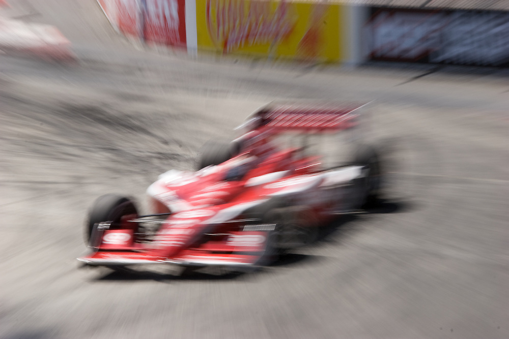Target Chip Ganassi Racing. Finished 17 Long Beach Grand Prix 09