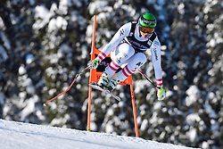 10.03.2018, Kvitfjell, NOR, FIS Weltcup Ski Alpin, Kvitfjell, Abfahrt, Herren, im Bild Christoph Krenn (AUT) // Christoph Krenn of Austria in action during the men's downhill of FIS Ski Alpine World Cup in Kvitfjell, Norway on 2018/03/10. EXPA Pictures © 2018, PhotoCredit: EXPA/ Jonas Ericson