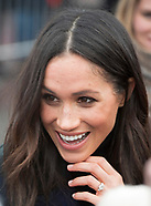 Meghan Markle & Prince Harry Visit Edinburgh, Scotland2