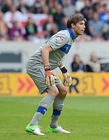 FUSSBALL   1. BUNDESLIGA  SAISON 2012/2013   3. Spieltag  15.09.2012 VfB Stuttgart - Fortuna Duesseldorf     Torwart Fabian Giefer (Duesseldorf)