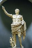 Rome, Emperor, Augustus, 63 BC-14 AD