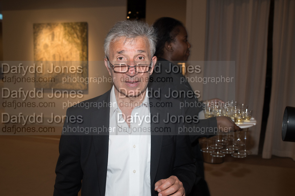 JAMES PELTEKIAN, The Neo Romantic Art Gala in aid of the NSPCC. Masterpiece. Chelsea. London.  30 June 2015