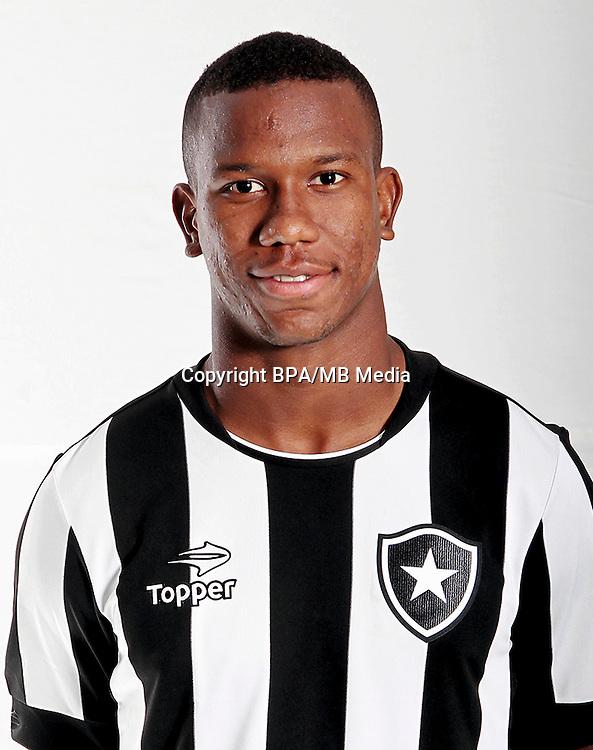 Brazilian Football League Serie A / <br /> ( Botafogo de Futebol e Regatas ) - <br /> Lucas Ribamar Lopes dos Santos Bibiano &quot; Lucas Ribamar &quot;