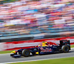 10.09.2011, Autodromo Nationale, Monza, ITA, F1, Grosser Preis von Italien, Monza, im Bild Mark Webber (AUS), Red Bull Racing-Renault// during the Formula One Championships 2011 Italian Grand Prix held at the Autodromo Nationale, Monza, near Milano, Italy, 2011-09-10, EXPA Pictures © 2011, PhotoCredit: EXPA/ J. Feichter