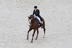 Tatiana Dorofeeva, (RUS), Kartsevo Upperville - Grand Prix Team Competition Dressage - Alltech FEI World Equestrian Games™ 2014 - Normandy, France.<br /> © Hippo Foto Team - Leanjo de Koster<br /> 25/06/14