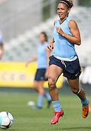 25 April 2008: Natasha Kai. The United States Women's National Team held a training session in WakeMed Stadium, formerly SAS Stadium, in Cary, NC.