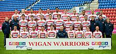 090130 Wigan Warriors Photocall