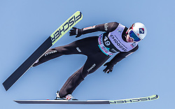 10.03.2019, Holmenkollen, Oslo, NOR, FIS Weltcup Skisprung, Raw Air, Oslo, Einzelbewerb, Herren, im Bild Kamil Stoch (POL) // Kamil Stoch of Poland during the men's individual competition of the Raw Air Series of FIS Ski Jumping World Cup at the Holmenkollen in Oslo, Norway on 2019/03/10. EXPA Pictures © 2019, PhotoCredit: EXPA/ JFK