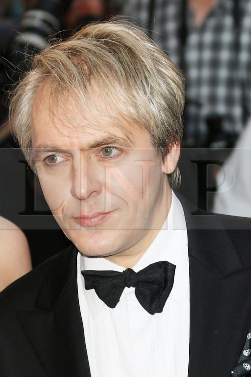 Nick Rhodes, GQ Men of the Year Awards, Royal Opera House, London UK, 03 September 2013, (Photo by Richard Goldschmidt)