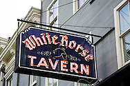 White Horse Tavern. Soho, NYC