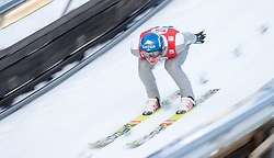 19.12.2014, Nordische Arena, Ramsau, AUT, FIS Nordische Kombination Weltcup, Skisprung, Training, im Bild Bernhard Gruber (AUT) // during Ski Jumping of FIS Nordic Combined World Cup, at the Nordic Arena in Ramsau, Austria on 2014/12/19. EXPA Pictures © 2014, EXPA/ JFK