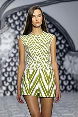 SEP 13 2013 Jasper Conran show London Fashion Week Spring-Summer 2014