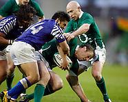 Rugby - Ireland v Samoa