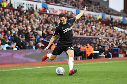 March 16, 2019 - Birmingham, England, United Kingdom - Middlesbrough midfielder Stewart Downing (19) crosses the ball in to the box during the Sky Bet Championship match between Aston Villa and Middlesbrough at Villa Park, Birmingham on Saturday 16th March 2019. (Credit Image: © Mi News/NurPhoto via ZUMA Press)