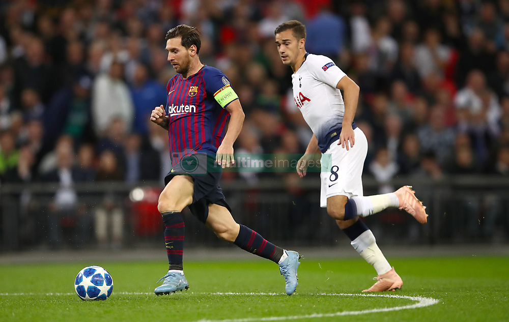 صور مباراة : توتنهام - برشلونة 2-4 ( 03-10-2018 )  38928440