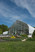 Krohn Conservatory in Eden Park