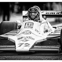 #72, Williams FW07B (1980), Andrew Haddon (GB), Silverstone Classic 2015, FIA Masters Historic Formula One. 25.07.2015. Silverstone, England, U.K.  Silverstone Classic 2015.