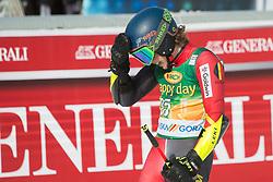 MAES Sam of Belgium competes during the Audi FIS Alpine Ski World Cup Men's Giant Slalom 58th Vitranc Cup 2019 on March 9, 2019 in Podkoren, Kranjska Gora, Slovenia. Photo by Peter Podobnik / Sportida