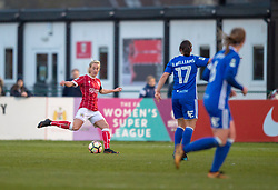 Millie Turner of Bristol City Women - Mandatory by-line: Paul Knight/JMP - 28/03/2018 - FOOTBALL - Stoke Gifford Stadium - Bristol, England - Bristol City Women v Birmingham City Ladies - FA Women's Super League