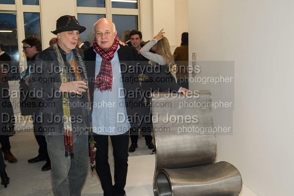RON ARAD; ROLF SACHS, TIME FOR DESIGN, Design Museum benefit. Phillips building, Berkeley Sq. London. 21 April 2016