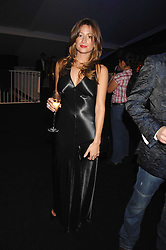 REBECCA LOOS at the London Red Cross Ball themed 'Honky Tonk Blues' held at 99 Upper Ground, London SE1 on 21st November 2007.<br /><br />NON EXCLUSIVE - WORLD RIGHTS