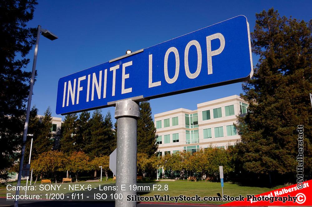 Apple Computer in Cupertino, California