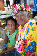 Festival , Takapoto, Tuamotu Islands, French Polynesia, (Editorial use only)<br />
