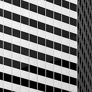 1670 Broadway office building in Denver, Colorado.  Formerly known as the Amoco Building was designed by architecture firm Kohn Pedersen Fox Associates PC.