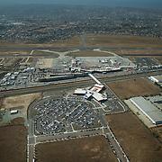 Cross Border Xpress, Otay Mesa, USA to Tijuana, Mexico airport. Harrison Photographic, San Diego.
