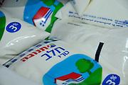 Tnuva fresh milk packets