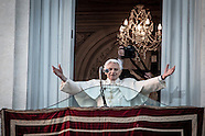 Pope Goes Home
