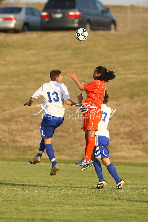 MCHS Varsity Boys Soccer.vs Orange.3/13/2008..