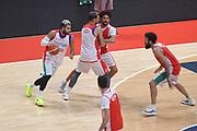 Aradori Pietro<br /> Nazionale Senior maschile<br /> Allenamento<br /> World Qualifying Round 2019<br /> Bologna 12/09/2018<br /> Foto  Ciamillo-Castoria / Giuliociamillo