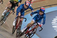 British Madison Championships 2017