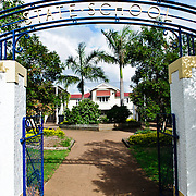 Front entrance of Yeronga State Primary School