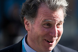 © Licensed to London News Pictures. 04/10/2017. Manchester, UK. OLIVER LETWIN at Conservative Party Conference. The four day event is expected to focus heavily on Brexit, with the British prime minister hoping to dampen rumours of a leadership challenge. Photo credit: Ben Cawthra/LNP