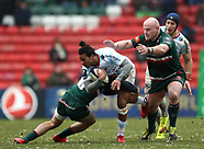 Leicester Tigers v Racing 92 - 21 January 2017