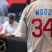 2015 ESPN Auto Show - Kerry Wood