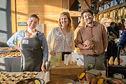 Potato, Solanum tuberosum<br /> Showcase: Waxy potato breeding lines<br /> Breeder: Susie Thompson, North Dakota State University Seed Company: Row 7 Seed Company<br /> Chef: Katy Millard, Coquine