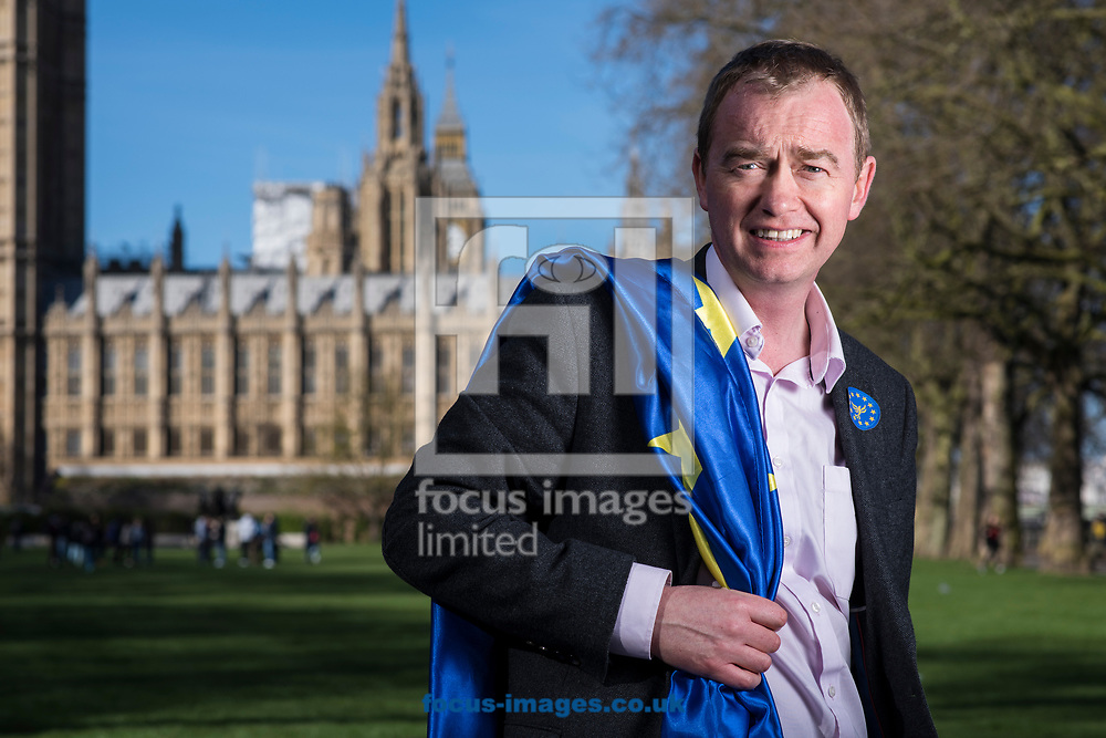 Tim Farron, leader  of the Liberal Democrats, has announced he is standing down in the wake of the General Election.  Westminster, London<br /> Picture by Daniel Hambury/Stella Pictures Ltd 07813022858<br /> 14/06/2017<br /> <br /> SPL TIM FARRON MP 05.jpg<br /> <br /> Original Caption:<br /> Tim Farron MP pictured at the Houses of Parliament, Westminster. <br /> Earlier in the day Farron had attended, and spoken at, Unite for Europe march, starting in Park Lane and ending in a rally in Parliament Square.<br /> Picture by Daniel Hambury/Stella Pictures Ltd 07813022858<br /> 25/03/2017