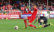 Crawley Town v Peterborough Utd 11/10/2014