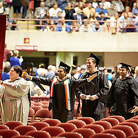 2016 UWL Spring Commencement Graduation