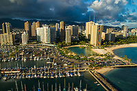 Waikiki Marina & Duke Kahanamoku Lagoon