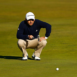 Alfred Dunhill Links Championship | Carnoustie| 6 October 2012